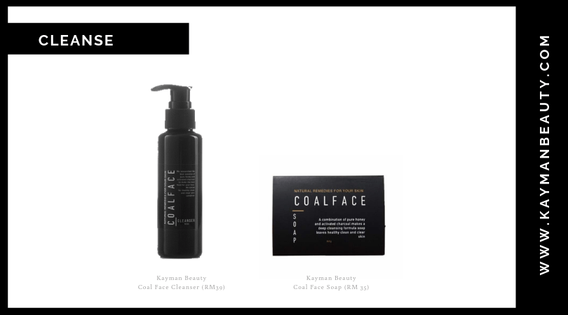 coalface soap and coalface cleanser
